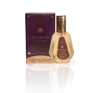 Ard Al Zaafaran Perfumes  Swarovski Eau de Parfum 50ml Al Rehab Vaporisateur/Spray