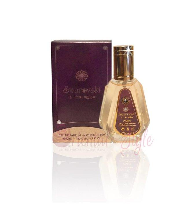 Ard Al Zaafaran Perfumes  Swarovski Eau de Parfum Parfüm 50ml Vaporisateur/Spray
