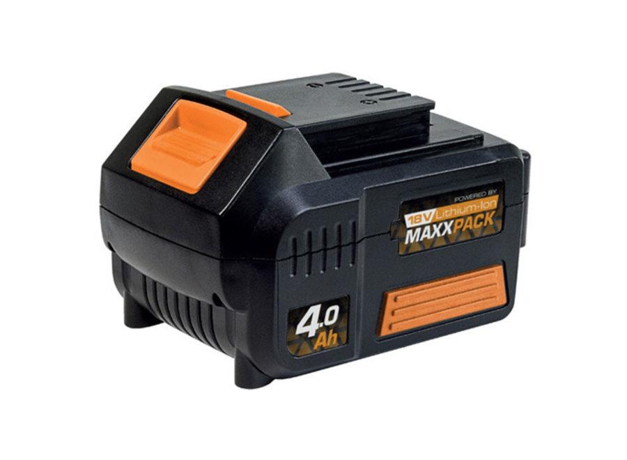 4.0 Ah 18V Li-Ion Accu Maxxpack 7062518 Batavia