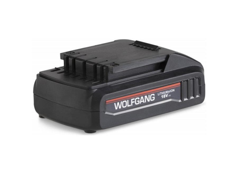 18V Accu voor Compressor Wolfgang Germany