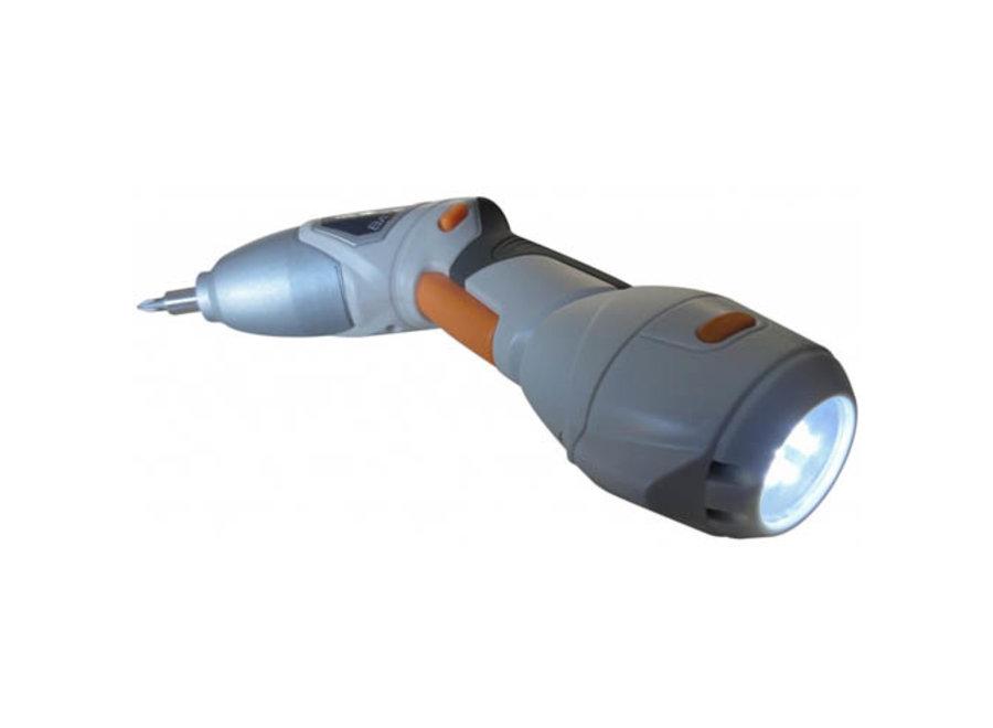 Flashcell 4,6V Schroevendraaier Batavia 7062369