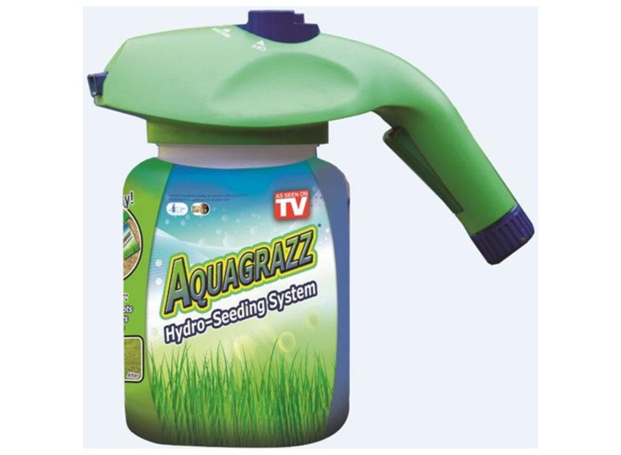 AquaGrazz Hydro Seeding Grasgroeimiddel
