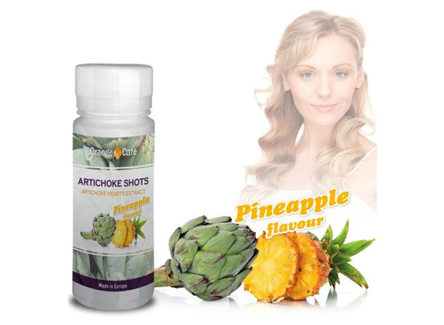 Artichoke Shots Pineapple Orange Care - 14-pack