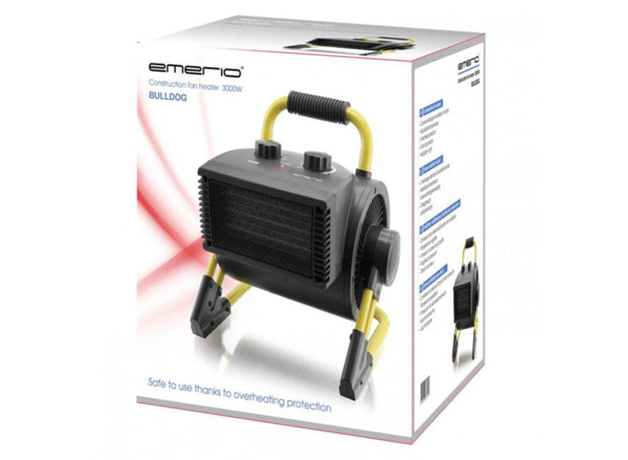 Bouwventilator/Kachel - 3000W FH-110704 Emerio