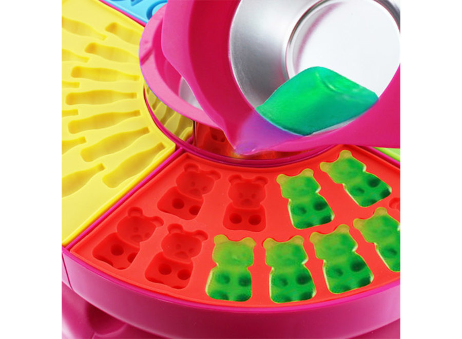 Candy Winegum Maker CAN-110357 Emerio