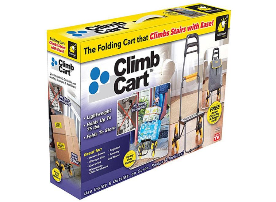 Climb Up Cart - trapklimmende steekwagen
