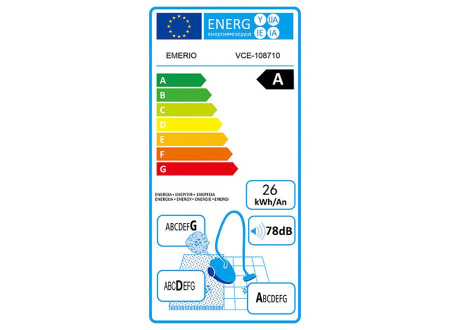 Emerio CyclonePro Cycloonstofzuiger VCE-108710