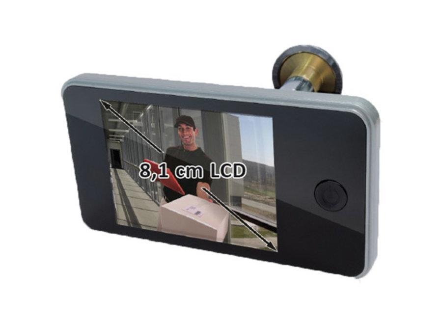 "Deurspion Camera 3,2"" Batavia 7062072"