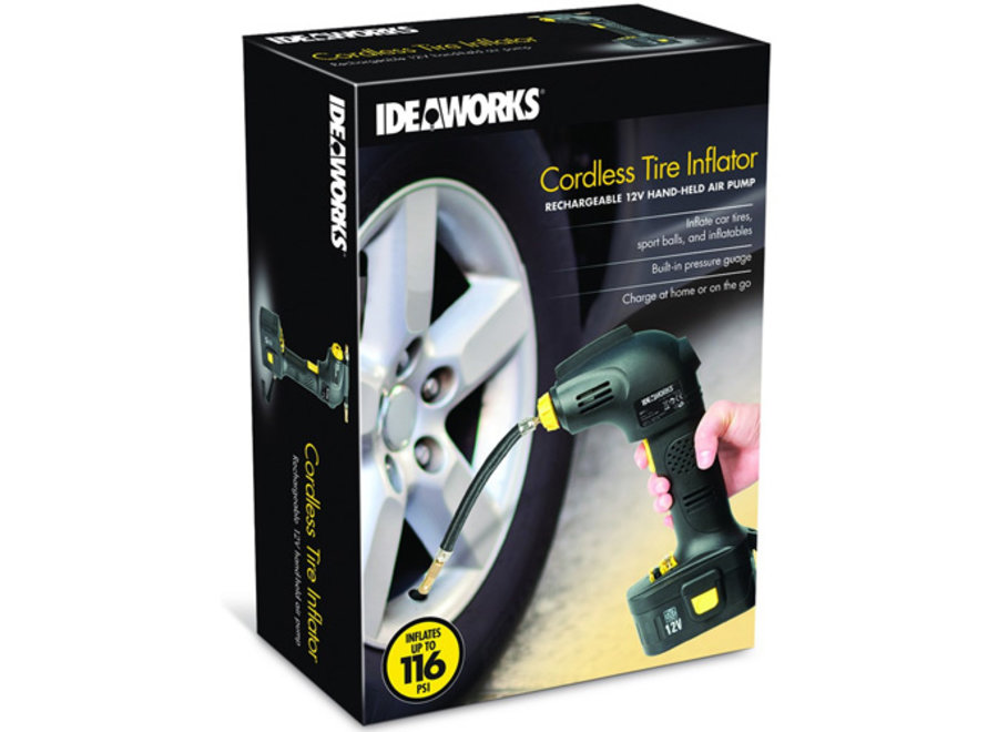 Draadloze Luchtcompressor Ideaworks - 8 Bar