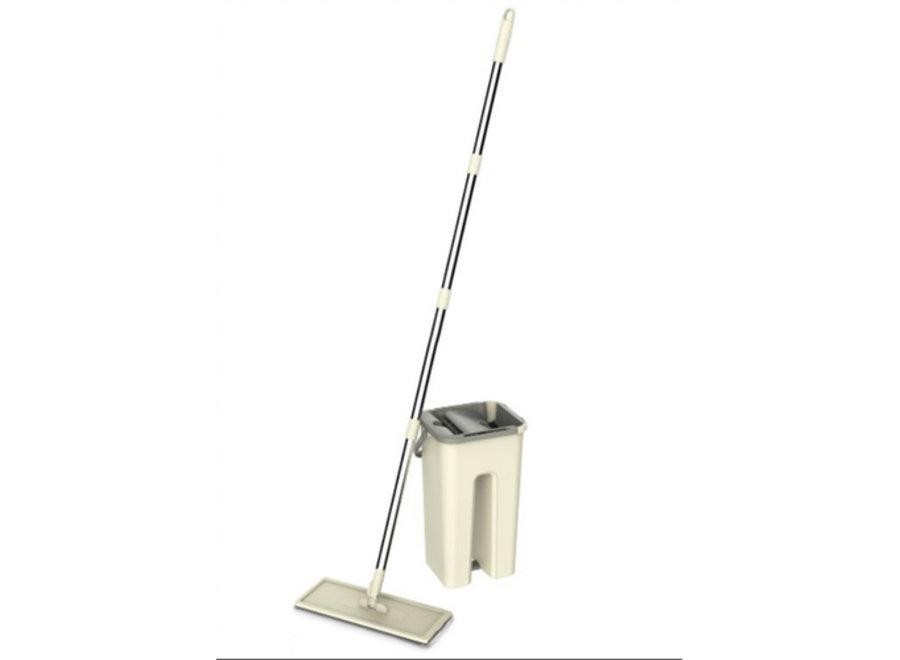 Easy Flat Mop Small Aqua Laser
