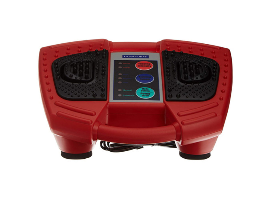 Foot Tapping EMS-apparaat LA 11010118 - rood Lanaform