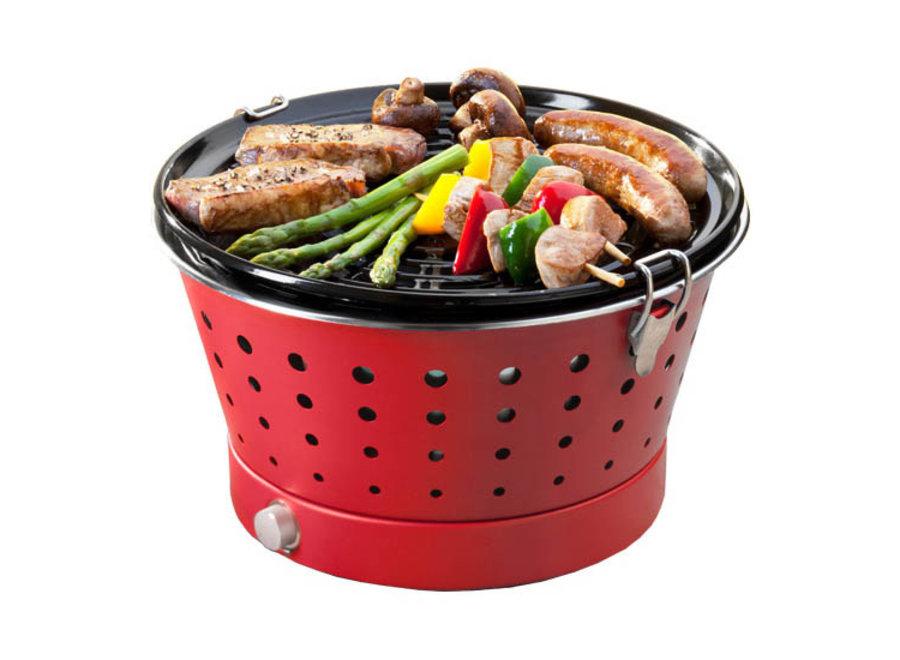 Fun Kool Grill BBQ - rookvrije barbecue