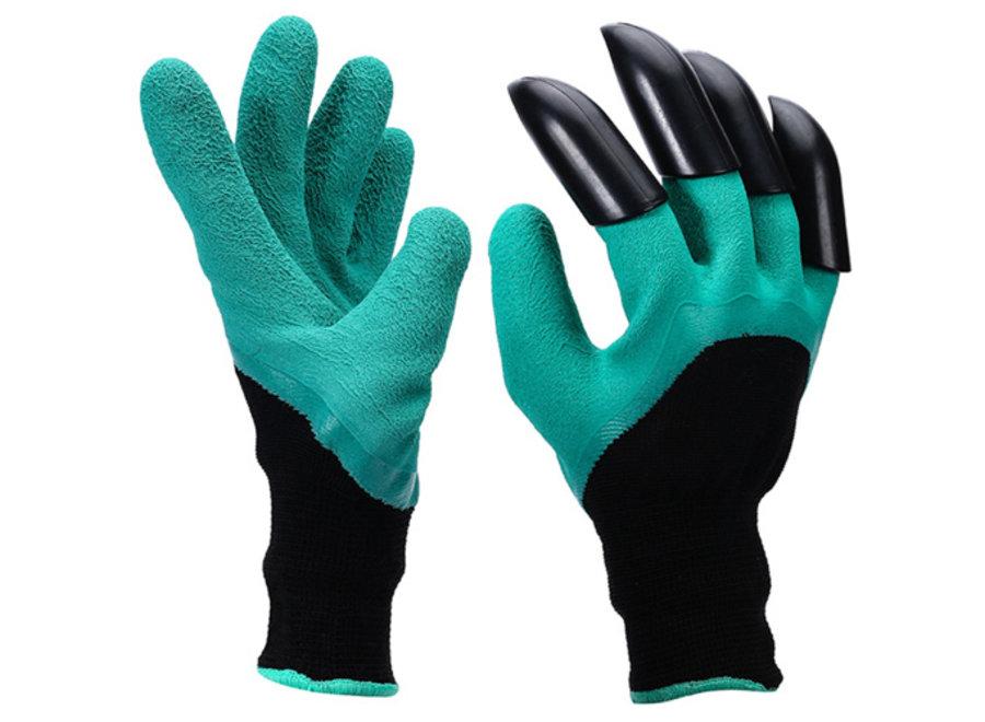 Gardening Gloves Tuinhandschoen met klauw Innovagoods