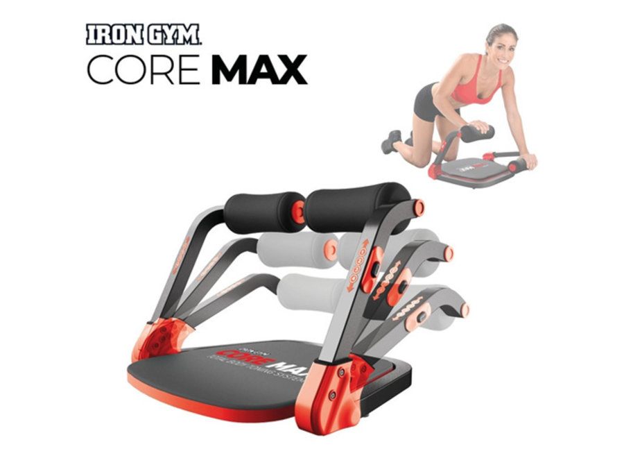 Core Max Full Body Workout Trainer IRG067 Iron Gym