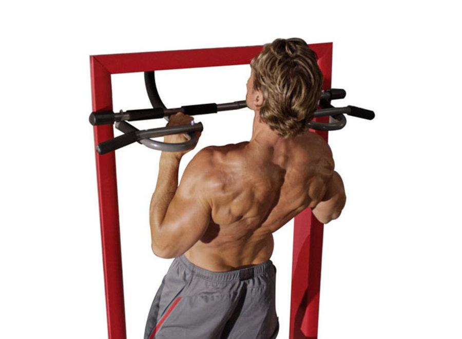 Iron Gym Max Optrekstang