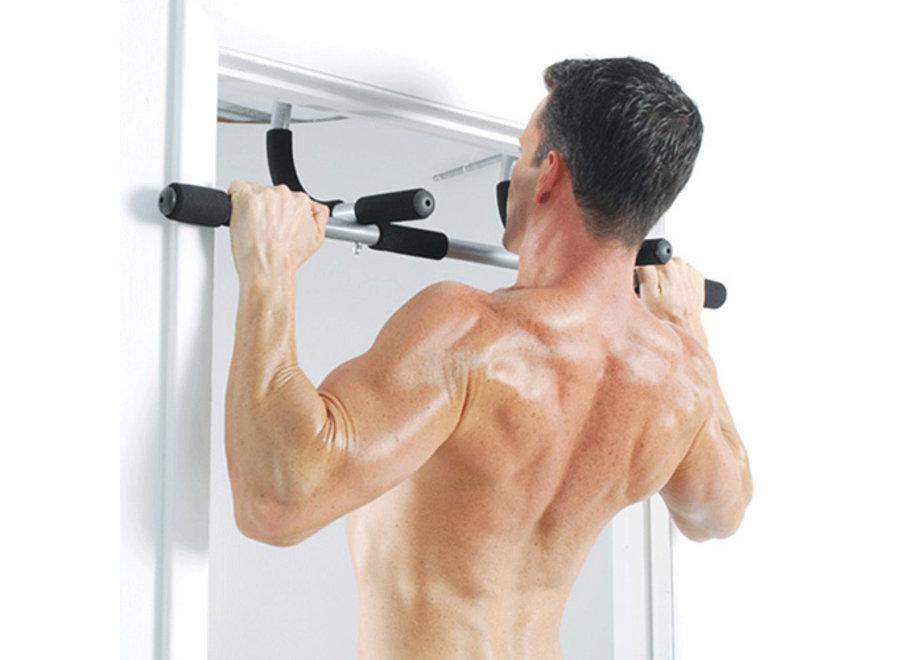 Iron Gym Optrekstang