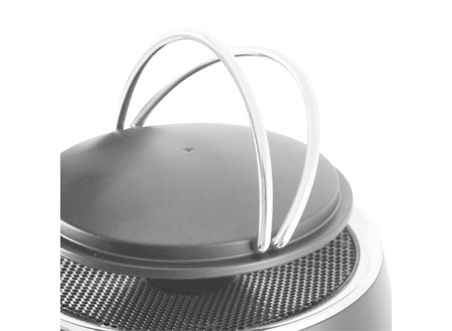 Kachel Ventilator PTC - zwart FH-110701 Emerio