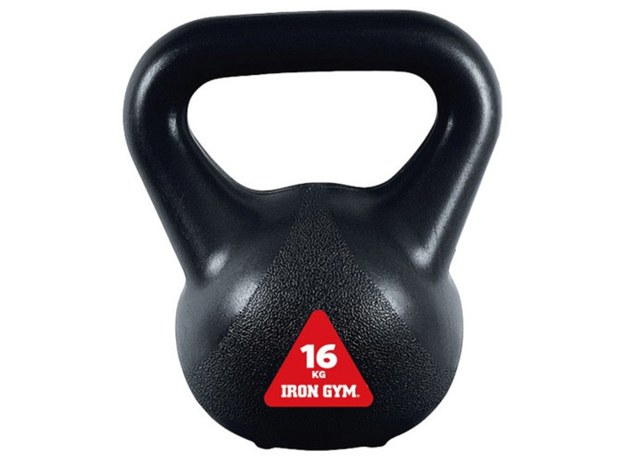 Kettlebell Workout (4 - 16 kg) Iron Gym