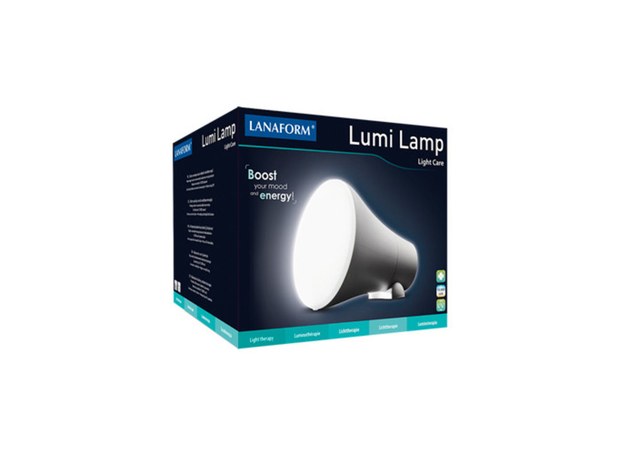 Lumi Lamp Lichttherapielamp LA 190109