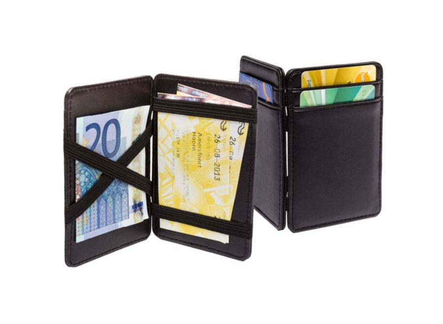 Magic Wallet voor briefgeld en pasjes