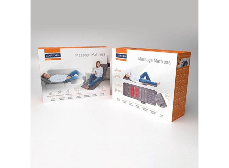 Massage Matras LA110315 Lanaform