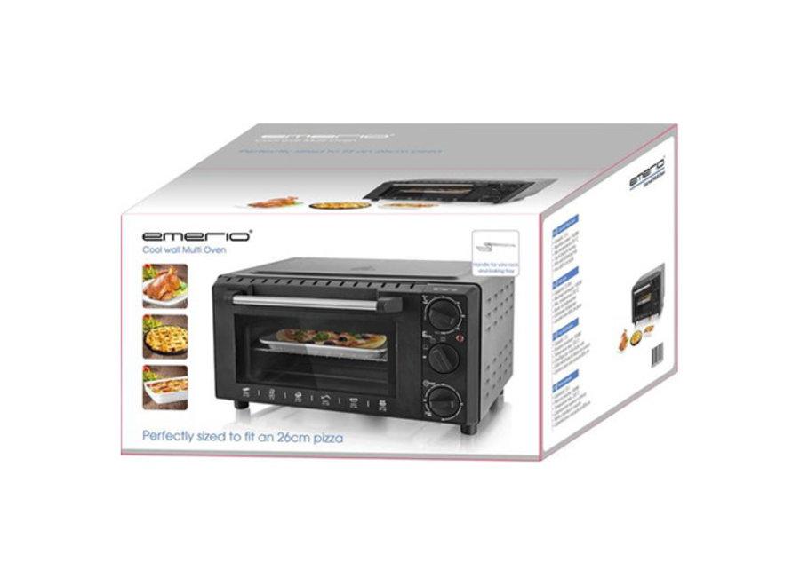 Mini Oven - 13 liter - 1000W MO-111024 Emerio