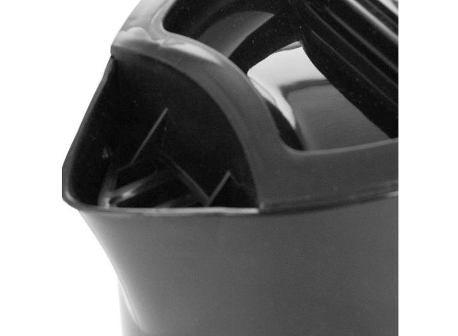Mini Waterkoker - 1 liter - zwart WK-121616.1 Emerio