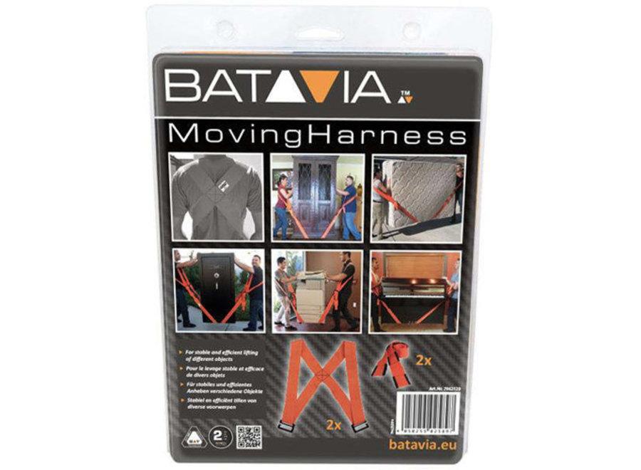 Moving Harness Verhuishulp + 2 Tilbanden Batavia