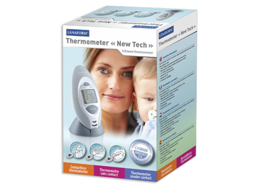 New Tech Digitale Infrarood Thermometer Lanaform