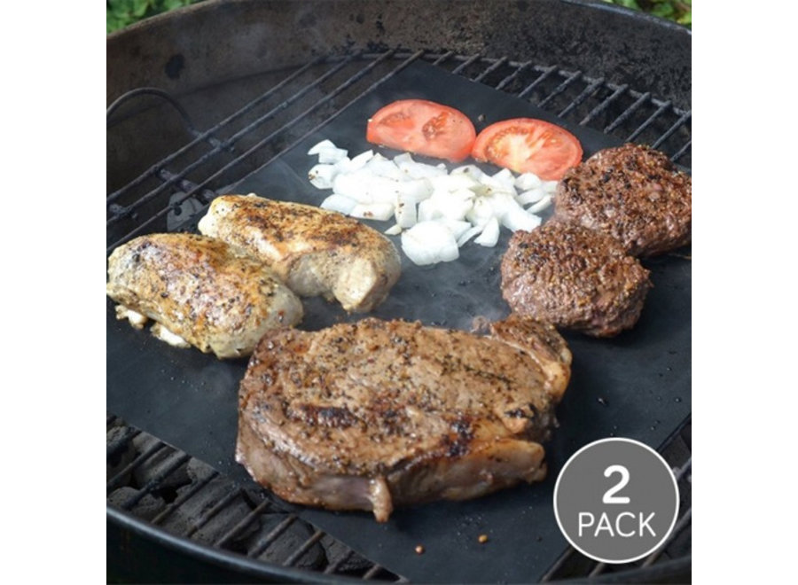 Non Stick Grill Mat - DUO pack Magnani