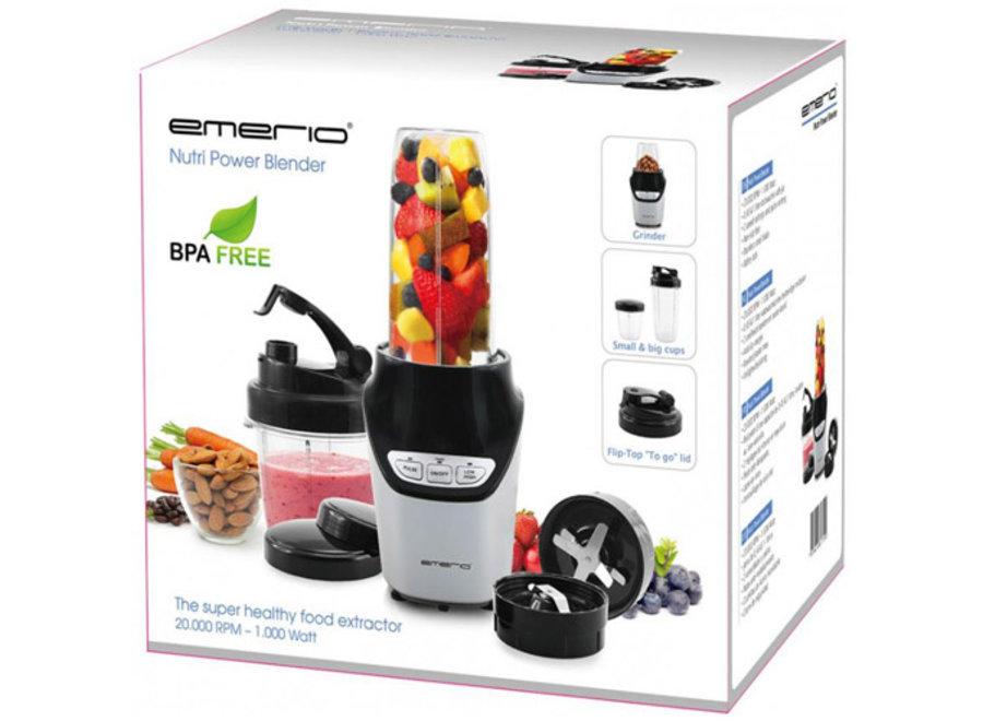 Nutri Power Blender BL-111006 Emerio