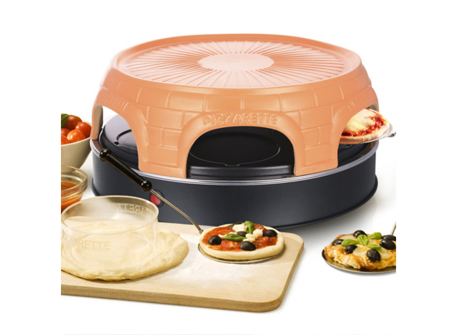 Pizzarette Keep Warm 6-persoons PO-115848 Emerio