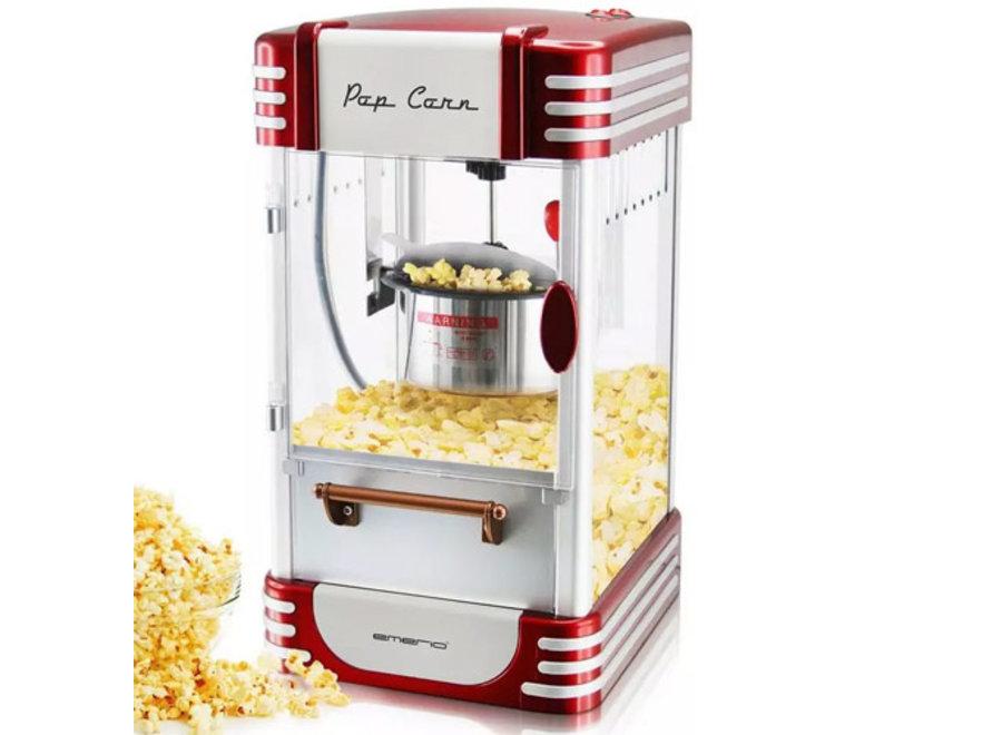 Popcornmachine Retro POM-120650 Emerio