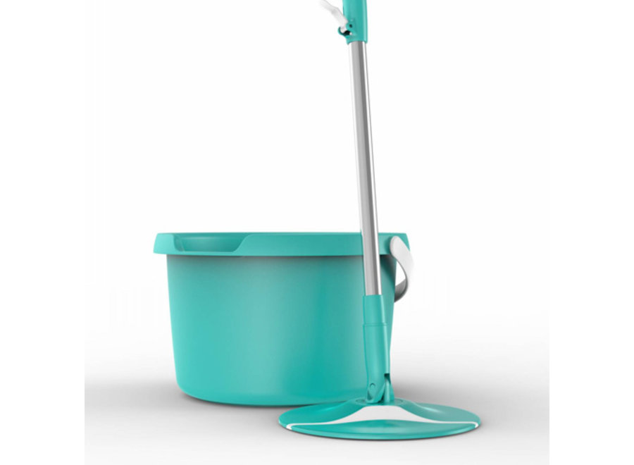 Spin & Flip Mop - turquoise 815.702 Aqua Laser