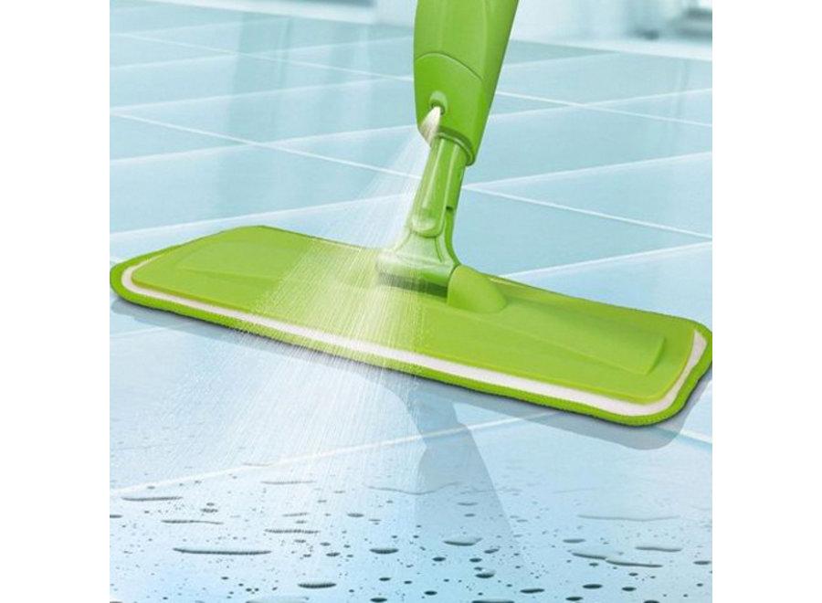 Spray Mop - groen CSM001 Cleanmaxx