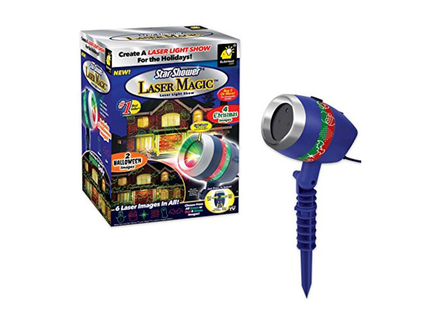 Star Shower Laser - Magic Party Edition STA004
