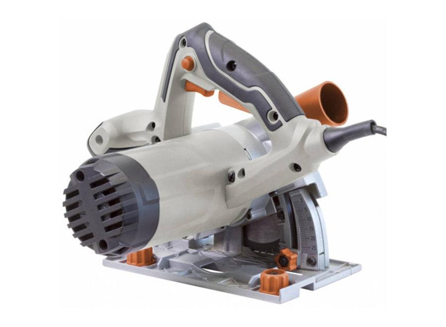 T-Raxx Compact Invalzaag 1050W - 110 mm + zaaggeleider 7062348 Batavia