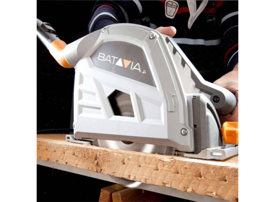 T-Raxx invalzaag 1200W - 165 mm 7061494 Batavia