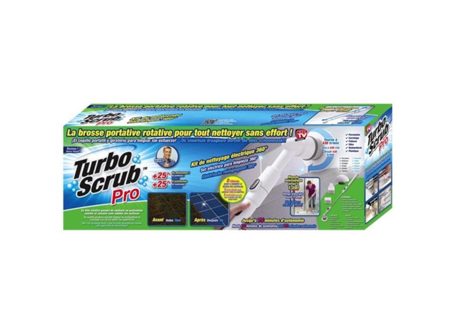Turbo Scrub Schrobborstel - pro TUR004