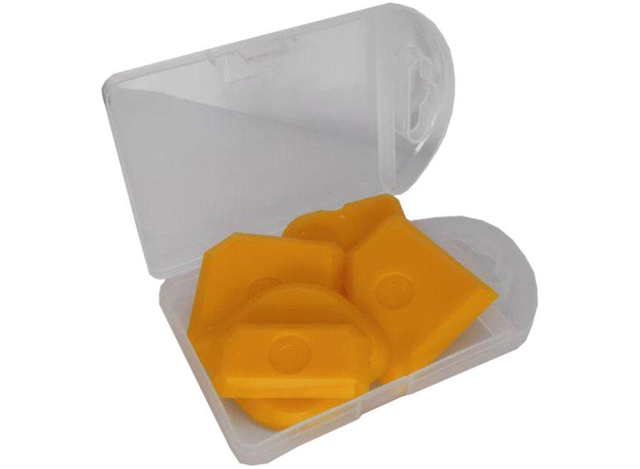 Siliconen Voegenbuddy + opberg box 5-delig MWC