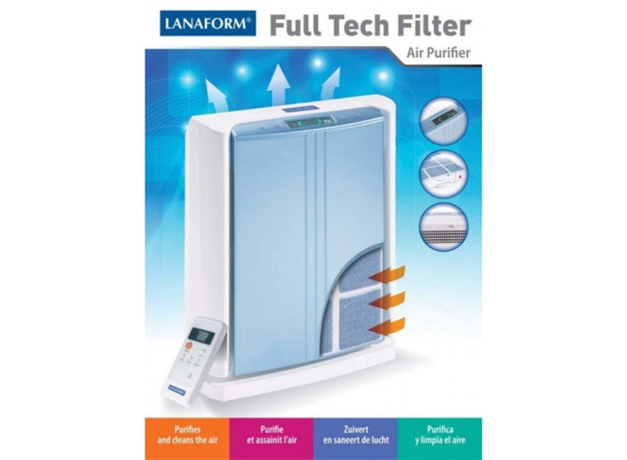 Full Tech Luchtreiniger LA 120208 Lanaform