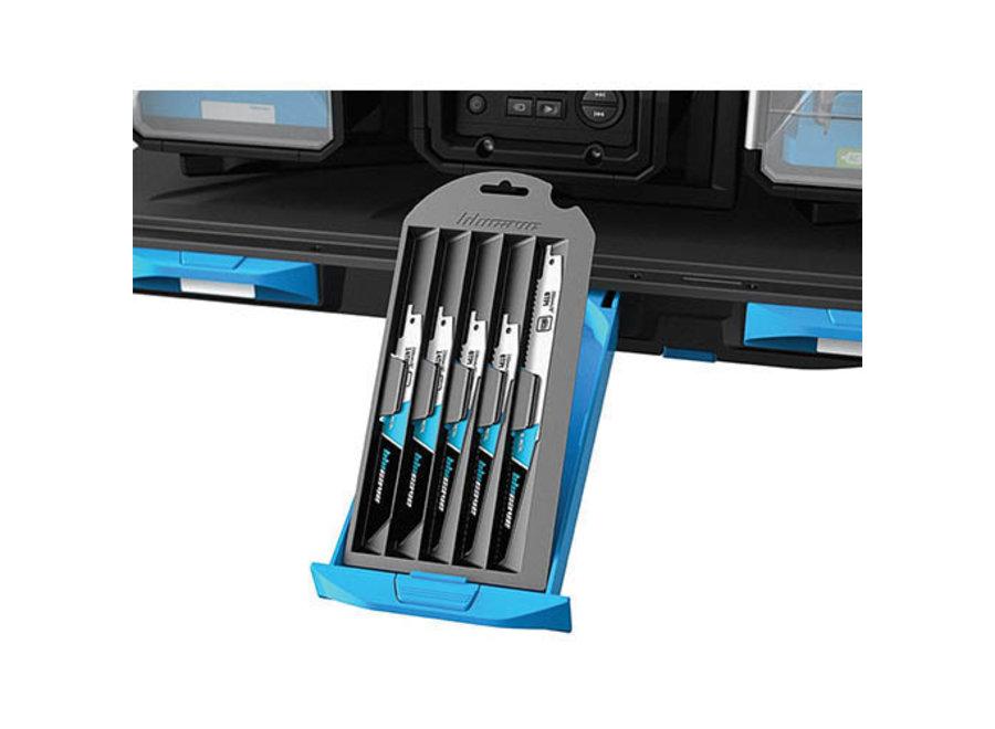 Accessoireset Reciprozaag 7061222 Blucave
