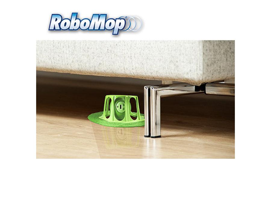 Robomop Softbase Green