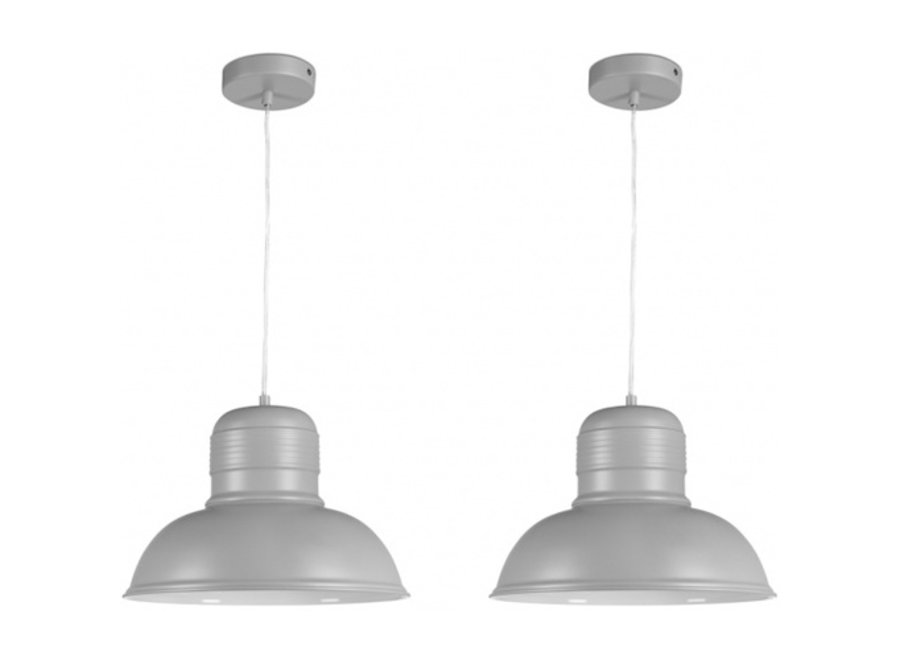 Helsinki Hanglamp - 12 x 33 cm Duo pack Home Living by PD