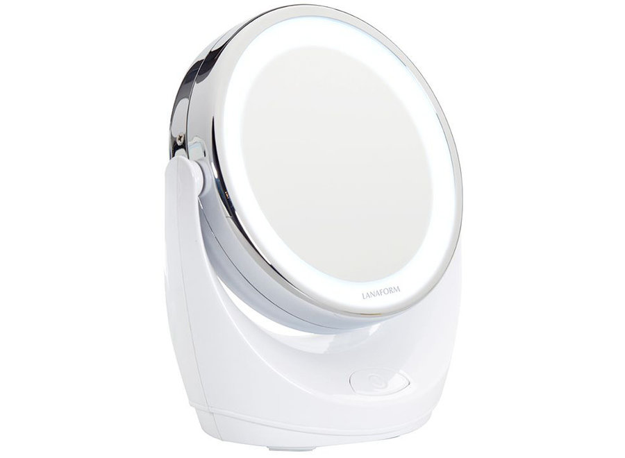 LED Mirror X10 Make-up Spiegel LA131004 Lanaform