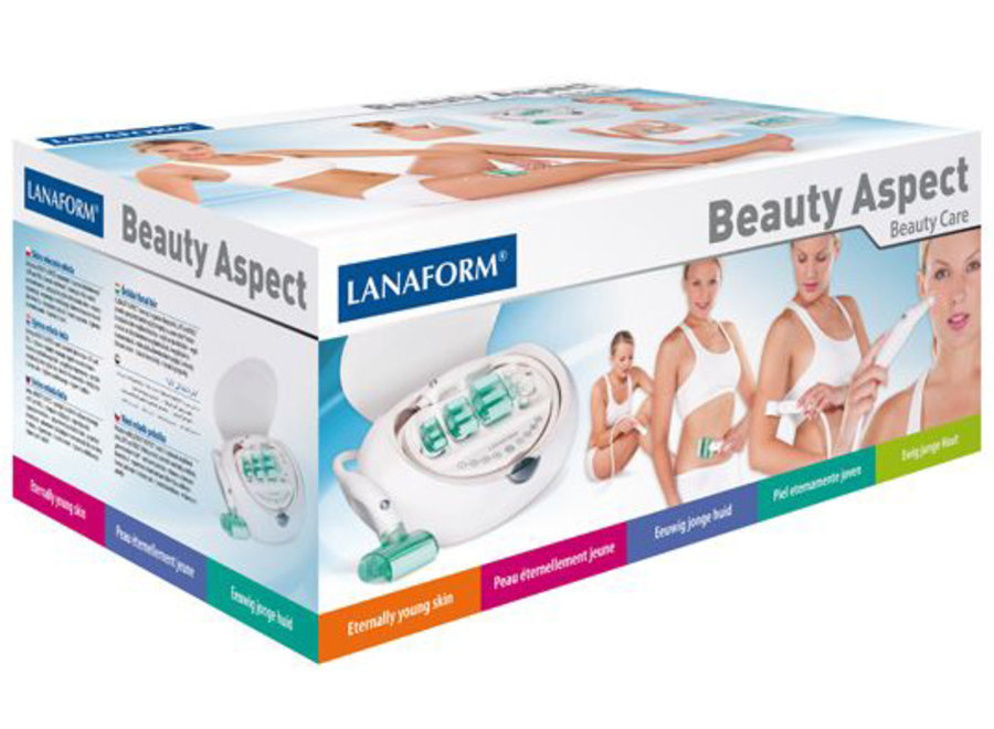 Beauty Aspect Huidverzorgingsapparaat LA 110221 Lanaform