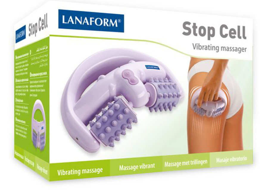 Stop Cell Massageapparaat LA 110202 Lanaform