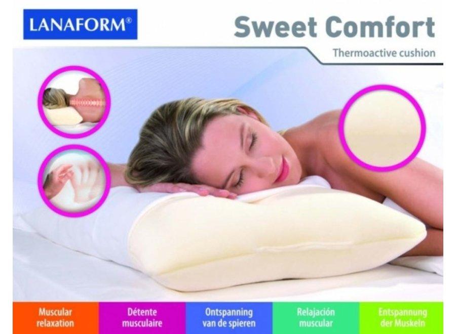 Sweet Comfort Hoofdkussen LA0808600 Lanaform