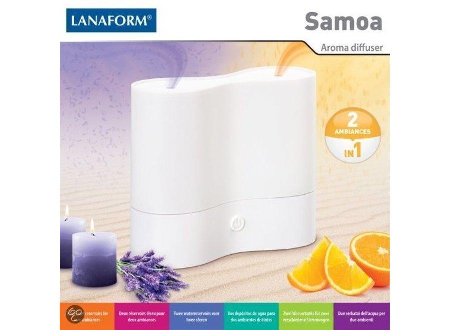 Samoa Aroma Verstuiver LA120312 Lanaform