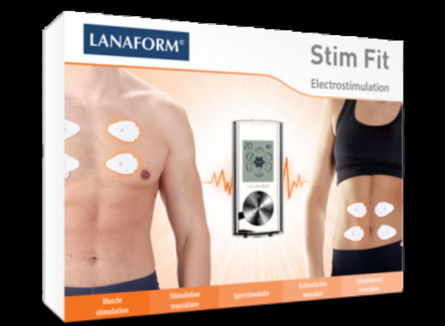 Stim Fit EMS-apparaat LA 100205 Lanaform